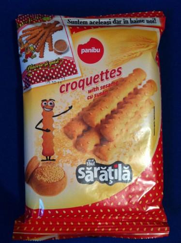 """Sărățele -> Croquettes """"Sărățilă"""""""