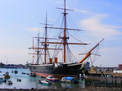 HMS warrior, Portsmouth historic Dockyard Portsmouth 2011 (top_gun_1uk) Tags: docks navy portsmouth hms royalnavy hmswarrior portsmouthhistoricdockyard hermajestysship hermajestysroyalnavy warshipsports2011 ports2011