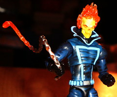 ghost rider (Luckykatt) Tags: comics chain marvel ghostrider hellfire mycollection johnnyblaze antihero luckykatt