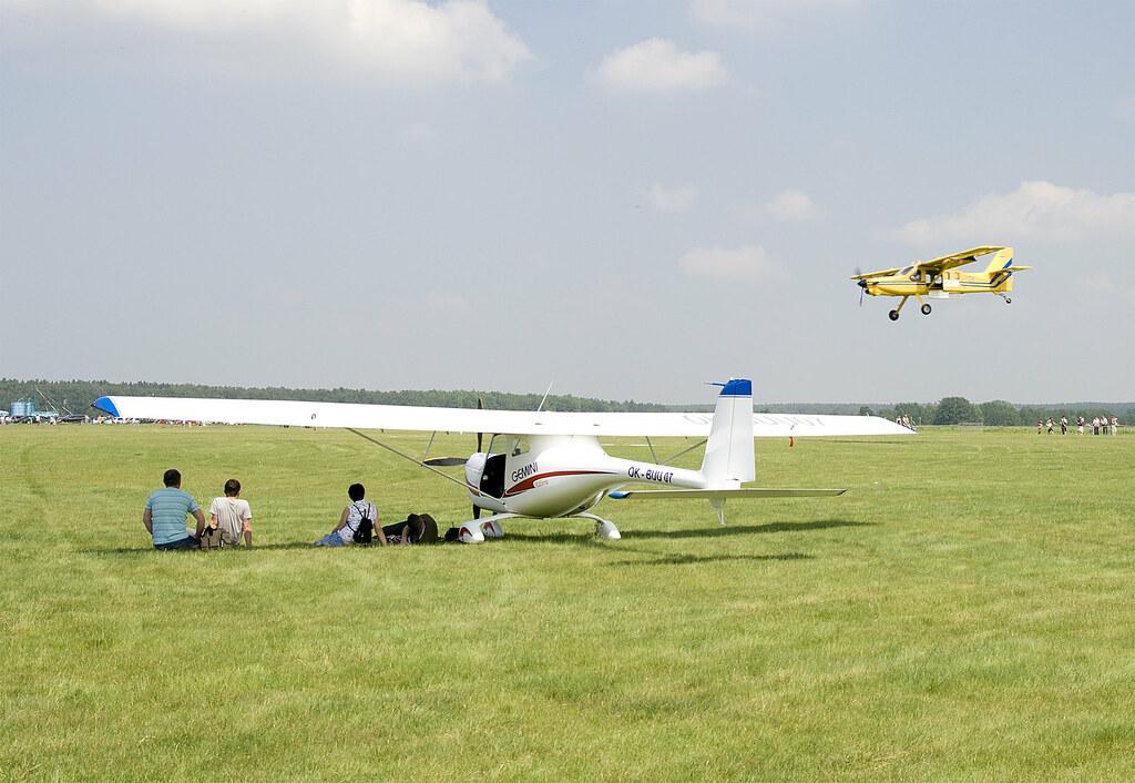 Piknik Lotniczy w Michałkowie 2011