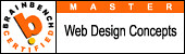 Geoff Burns Certified Web Designer