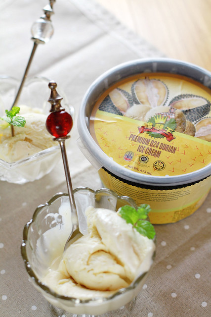 Premium D24 Durian Ice Cream