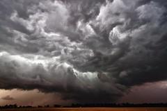 close storm (Marvin Bredel) Tags: marvin shelfcloud oklahomathunderstorms bredel marvinbredel