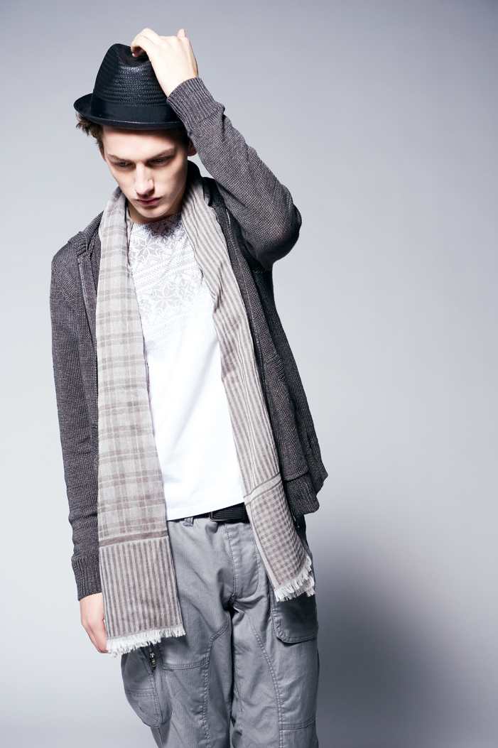 Jakob Hybholt0197_JOSEPH HOMME CASUAL 2011 Spring-Summer Collection(Official)