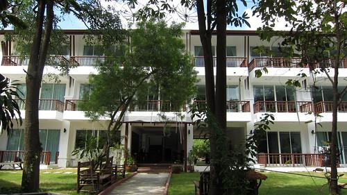 Koh Samui Kirati Resort - Building サムイ島キラチリゾート ビルディング