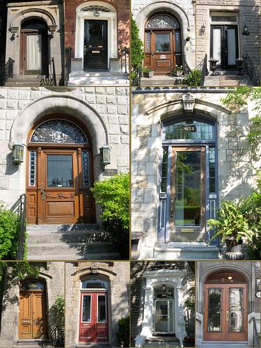 Doors by susanvg