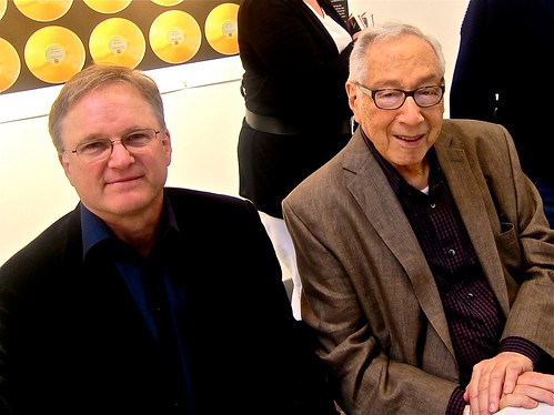 Richard Sparks and Milt Okun