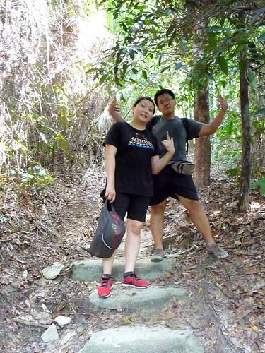 Pantai Kerachut - Suanie and Kevin