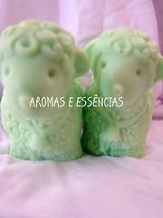 OVELHINHAS (AROMAS E ESSNCIAS by Dani Johansson) Tags: lembrana sabonete sabonetes ovelhas lembrancinha festafazendinha