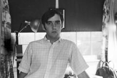 Self Portrait c. 1969 (cbonney) Tags: portrait 1969 self
