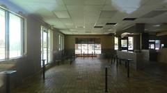 Abandoned McDonald's interior (RetailByRyan95) Tags: old abandoned dead virginia closed interior empty mcdonalds va vacant gloucester for