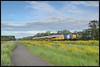 06-05-2014, Haarlemmerliede, VR 203-4 + NSR 7645 (Koen langs de baan) Tags: