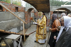 108. The Laying of the Foundation Stone of the Church of Saints Cyril and Methodius / Закладка храма святых Мефодия и Кирилла 09.10.2016