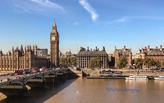 Westminster London. (Albatross Imagery) Tags: apple photo photographer photography flickr instagram england uk parliament iphone7plus iphone city cityscape landscape bigben westminsterbridge westminster london