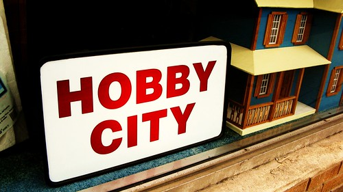 Hobby City. 6910 West Cermak Road. Berwyn Illinois USA. In business at this location from 1982 - 2011. Goodbye. by Eddie from Chicago