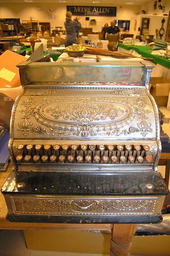 A National Daylon of Chicago cash register