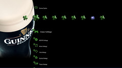 Free St Pats PS3 Theme