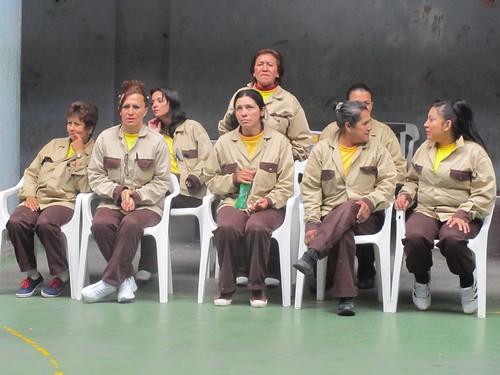 mulheres no carcer distrital