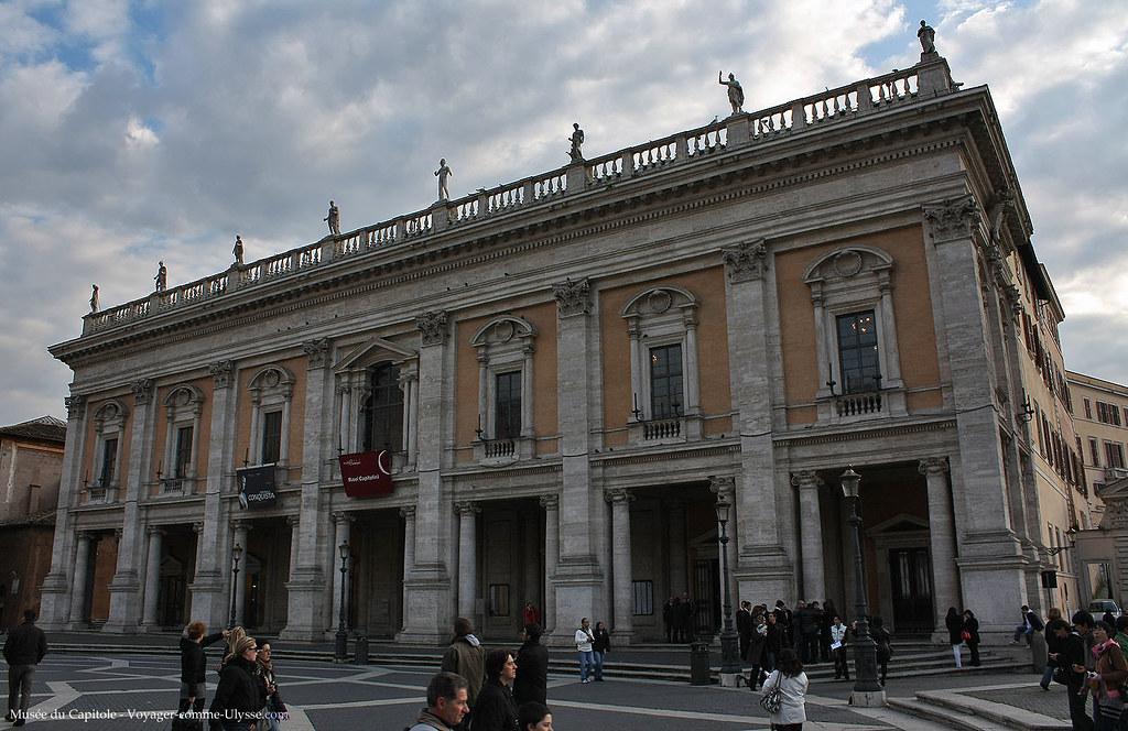 Palais des Conservateurs, plus ancien musée du monde