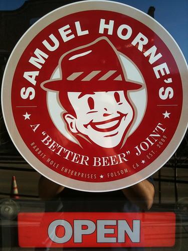 Samuel Horne's