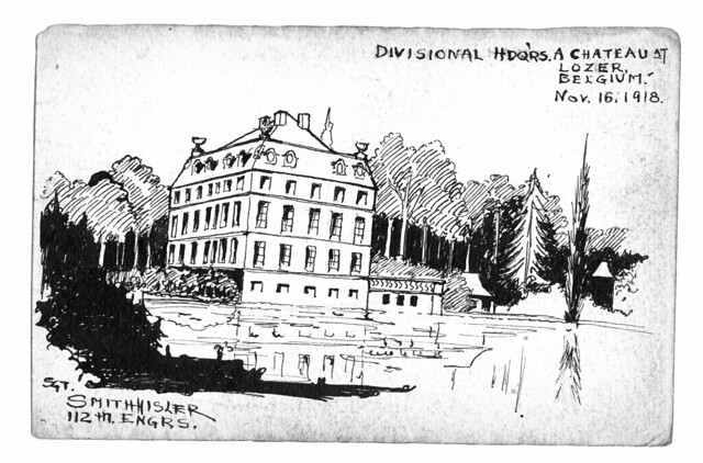 30.0 1918 Lozer Castle