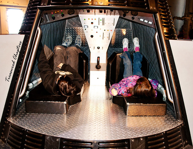 8 - Space Capsule