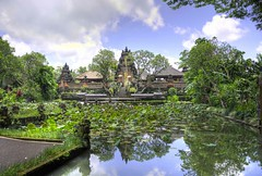 Ubud Water Palace (Clearvisions) Tags: ubudwaterpalacebali