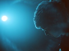 LidoLido (Benjamin Skanke) Tags: blue portrait mamiya film oslo norway analog print norge 645 different kodak flare pro medium format 28 expired 80 portra canoscan 120mm 160 160nc sekor lidolido
