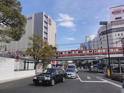 京急川崎→JR川崎