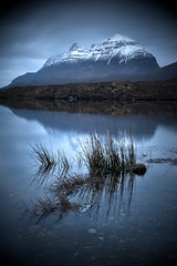 Liathach (formula410) Tags: mountains nature landscape scotland nikon liathach lochclair d700