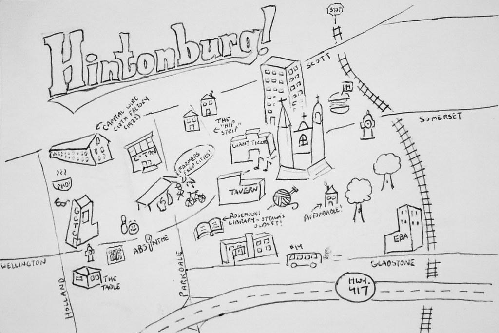 hintonburg neighbourhoods ottawa