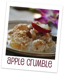 Apple-Crumble - cook like a bong