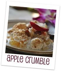 Apple-Crumble - cook like a bong