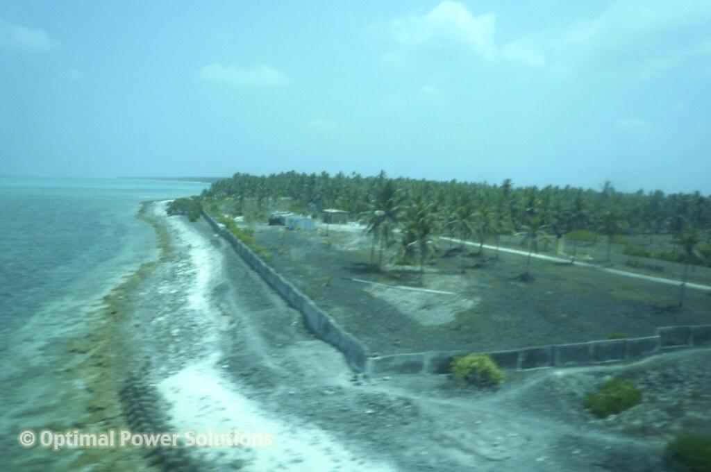 Lakshadweep Island Solar System