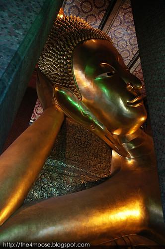 Wat Pho - Phra Buddhasaiyas