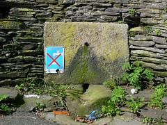 Fuente no potable (y sin agua) (Chairego) Tags: fuente fonte lugo arquitecturatradicionalgalega