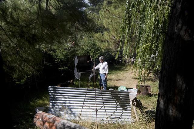 abuelo asado 2 abril 2011