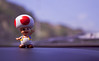 Proyecto 365 - 92/365 ¡Toad! (DannEpp) Tags: canon toy rebel games toad xs mariobros project365 honguito proyeto365