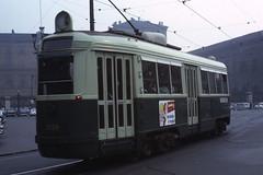 JHM-1967-0560 - Turin, tramway (jhm0284) Tags: torino tram turin tramway italie