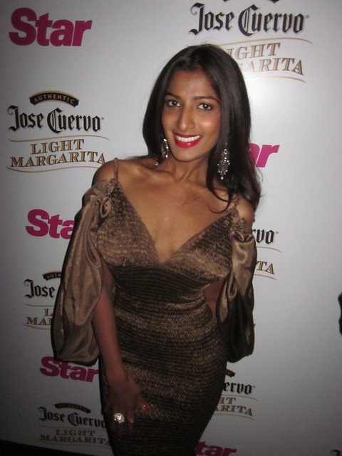 Preity Uupala, Star Magazine's All Hollywood Party, A-List Communications