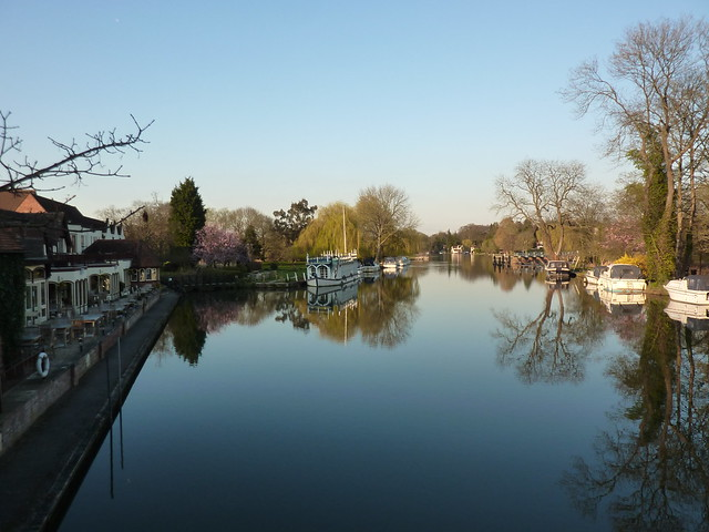 The Thames at Goring