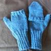 Blue Glittens