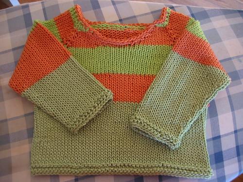 Tahki Classic Baby Pullover