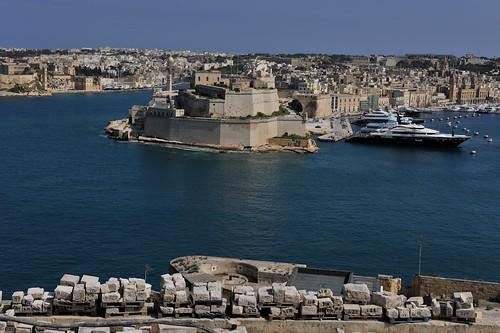 Nómadas - Malta, caballeros mediterráneos - 14/04/13