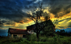 The abandoned mill ('Ajnagraphy') Tags: life light sunset wallpaper white black green art love nature yellow trash dark him lost photography death photo flickr alone loneliness live environmental images gone explore rainy retreat pollution romania soul hate getty lone fujifilm remote lonely kerekes transylvania recluse transilvania loner gettyimages secluded lonesome seclusion janos erdly erdely sequestered csongor targu jnos explored singleness singly sequestration secuiesc romnia colorphotoaward flickraward flickrdiamond s8000 kezdivasarhely flickraward5 outstandingromanianphotographers flickrawardgallery jnoscsongor janoscsongor