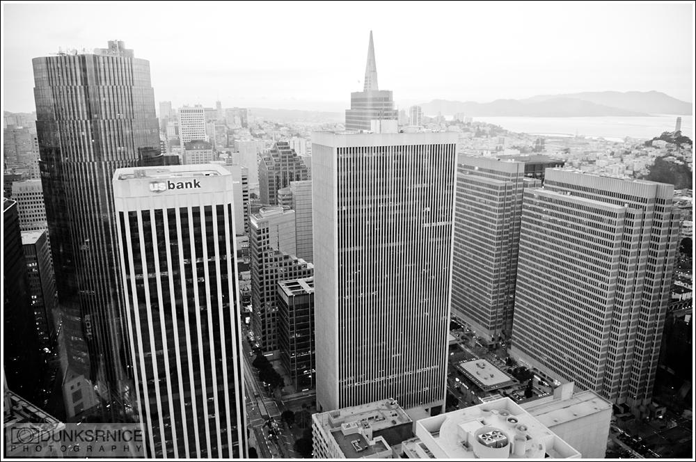 San Francisco B&W.