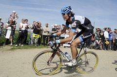 Johan Van Summeren wins Paris-Roubaix