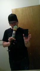 !Superyum! (The Prof.) Tags: life 2 ice fun yummy high cool weed cone smoke cream 420 icecream bud bong droid dank nugs nug stupidbathroommirrorpicture dankassnugget