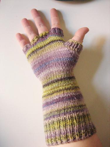 Glove 2 palm