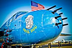 Corpus Christi Air Show - April 2011 (nan palmero) Tags: airplane marines blueangels devildog navalairstation fatalbert b25 shockwave nasccad
